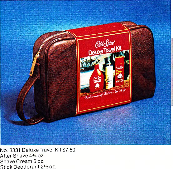 Old Spice Collectibles