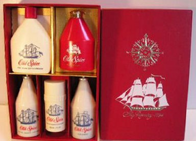 old spice gift set